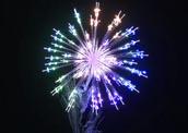 Feuerwerk Kyffhäuser