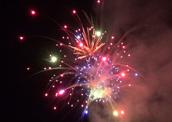 Feuerwerk, Geburtstagsfeuerwerk, Thüringen, Höhenfeuerwerk, günstig, preiswert