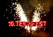 Feuerwerk Crossen Teichfest