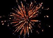 Feuerwerk Gera Thüringen Hochzeitsfeuerwerk