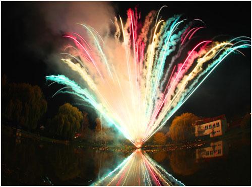 Feuerwerk Crossen, Hochzeitsfeuerwerk Crossen, Geburtstagsfeuerwerk Crossen