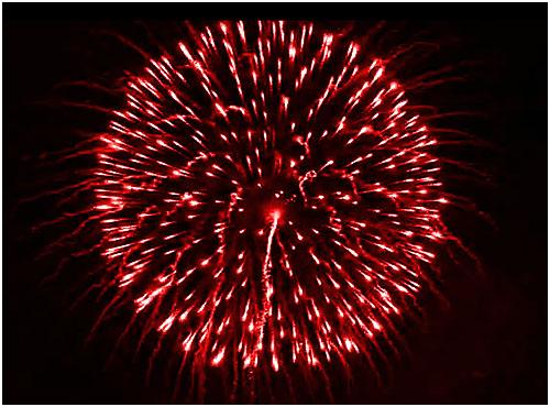 Feuerwerk Schmalkalden, Hochzeitsfeuerwerk Schmalkalden, Geburtstagsfeuerwerk Schmalkalden