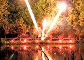 Feuerwerk Sömmerda Weissensee Thüringen Hochzeitsfeuerwerk