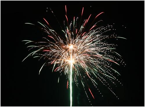 Feuerwerk für die Hochzeit, Hochzeitsfeuerwerk für die Hochzeit,