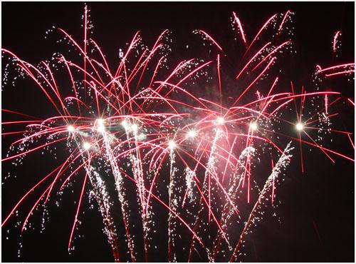 Feuerwerk Thüringen, Hochzeitsfeuerwerk Thüringen, Geburtstagsfeuerwerk Thüringen