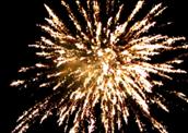 Vogtland Feuerwerk Sachsen Hochzeitsfeuerwerk Höhenfeuerwerk